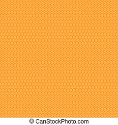 Seamless orange pattern texture