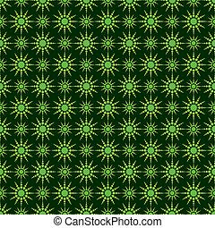 illustration of seamless pattern