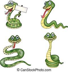 snake collection set
