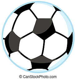 Illustration Of Soccer Ball