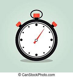 stopwatch design icon