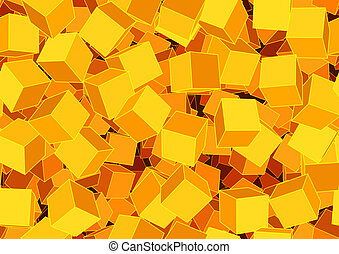 funky cubes