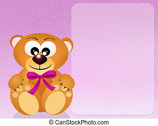 teddy bear for girl