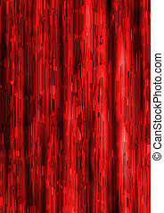 Illustration of the abstract red texture background