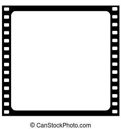 film frame - vector