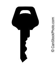 Illustration of the key