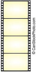 film strip - vector