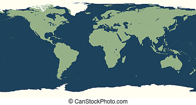 World mercator projection map countries vector clipart illustrations world mercator map with countries vector clip artby bjdesign3351 world map illustration of the world map gumiabroncs Choice Image
