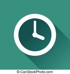 timer design icon