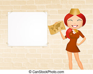 Tourist Guide Clipart And Stock Illustrations 3705