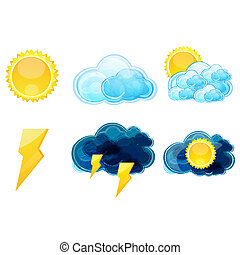 various types of weather