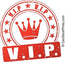 vip stamp icon