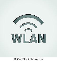 wlan icon design