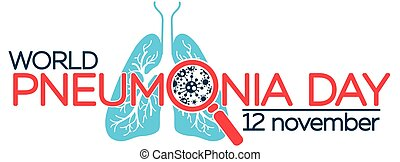 illustration Pneumonia
