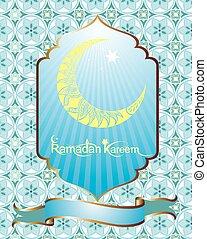 Illustration Ramadan Kareem
