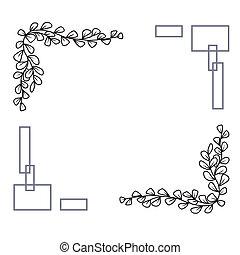illustration shrub for cartoon isolated on white background