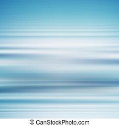 illustration., tło., machać, woda, realistyczny, wektor,...