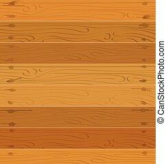 illustration., textura madeira, mão, experiência., vetorial, desenhado