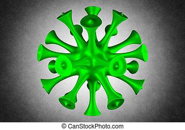 illustration virus
