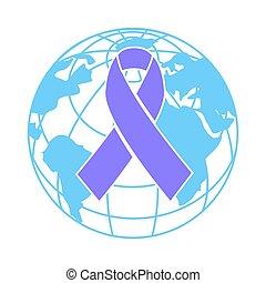 Illustration World Lupus Day