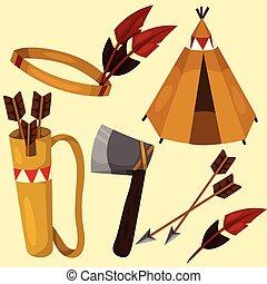 Illustrator of American Indian