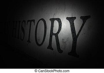 iluminado, história