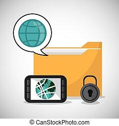ilustração, concept., editable, isolado, vetorial, arquivo, online, design.
