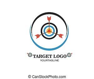 ilustracja, tarcza, logo, ikona, wektor