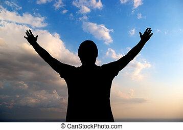 imádás, fordíts, isten