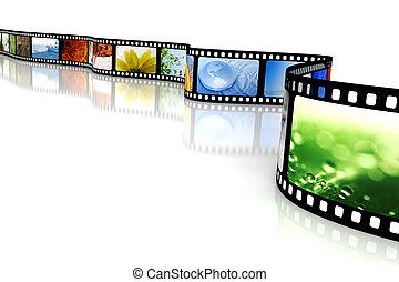 imágenes, película