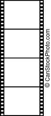 imágenes, plano, negro, 4