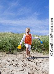I'm off to build sandcastles!