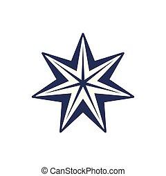 image, astrologie, étoile, ligne, galaxie