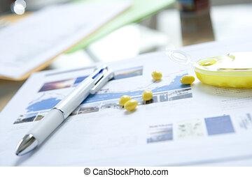 image, business, bureau