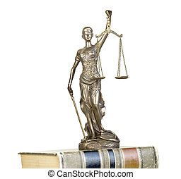 image, concept, légal, droit & loi