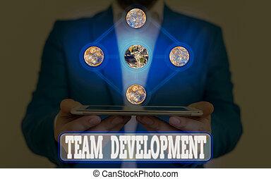 image, efficacité, texte, projection, development., meublé, ...