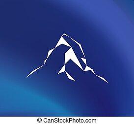 Image logo mountain