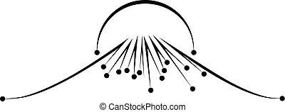 Image  mountains logo