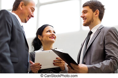 image of a business team