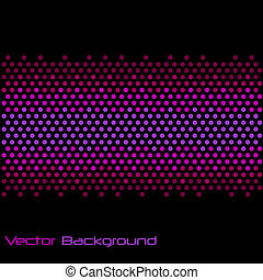 Image of a colorful abstract purple background.