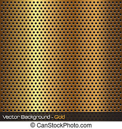 Image of a gold background texture.