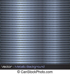 Image of a metallic background texture.