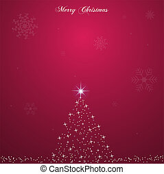 Image of a red Christmas background.