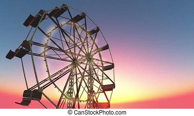 amusement park - image of amusement park