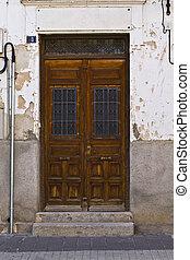 image of ancient doors