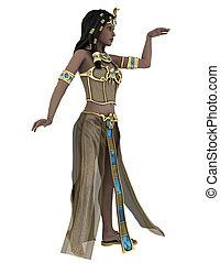ancient Egyptian queen