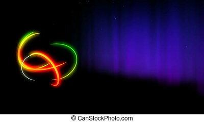 aurora - image of aurora background