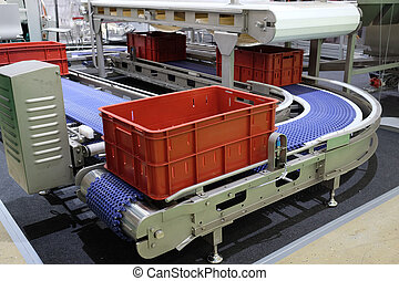 automatic conveyor - image of automatic conveyor