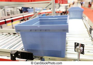 automatic conveyor - image of automatic conveyor