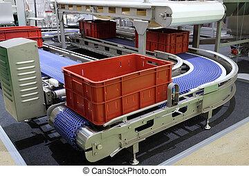 image of automatic conveyor